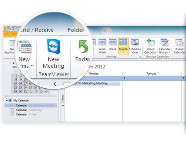 Planification de réunions dans Microsoft Outlook