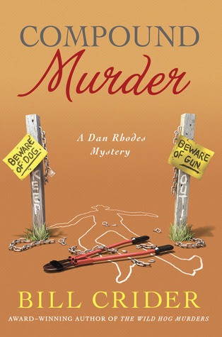 Compound Murder by Bill Crider