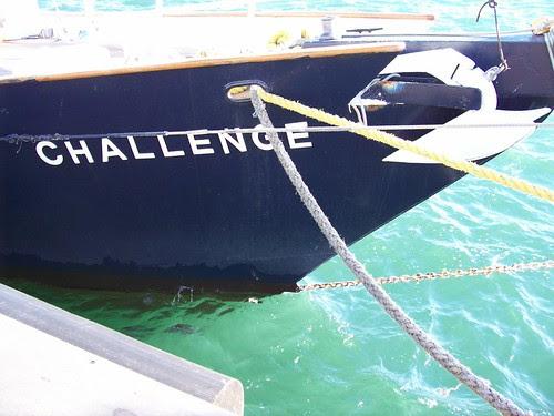 Challenge, Harbourfront, Toronto