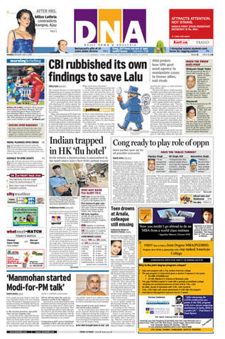 DNA Daily News and Analysis
