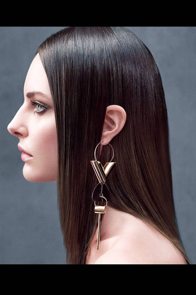Less Meets More: The Statement Earring....Oh yes please