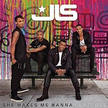 JLS she make me wanna