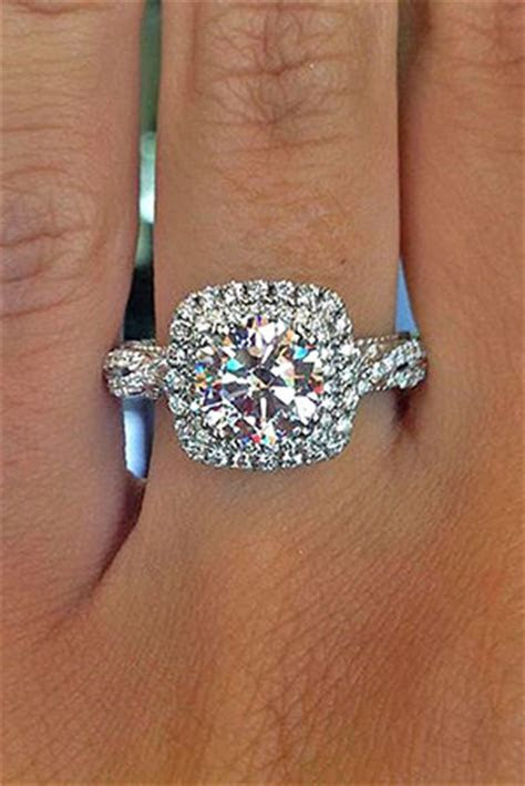 20 Amazing Wedding Engagement Rings for 2017 Trends   Oh