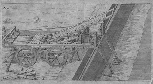 Heinrich Zeising - Theatri machinarum Erster - 1613 o