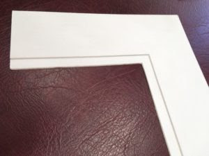 Picture Framing Mat Options Artist And Gallery Framing