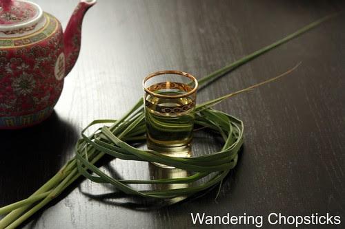 Tra Xa (Vietnamese Lemongrass Tea) 5