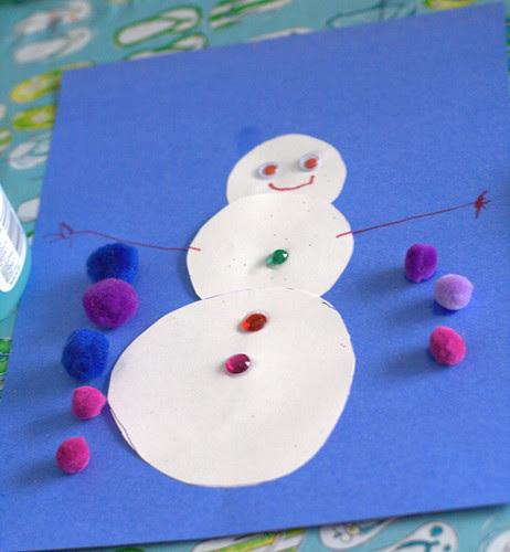 Moira's snowman