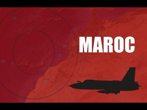 Francia desplegó aviones de combate, drones y helicópteros en el Sáhara Occidental (vídeos e imágenes)