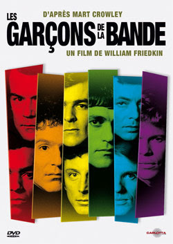Les garçons de la bande de William Friedkin dvd