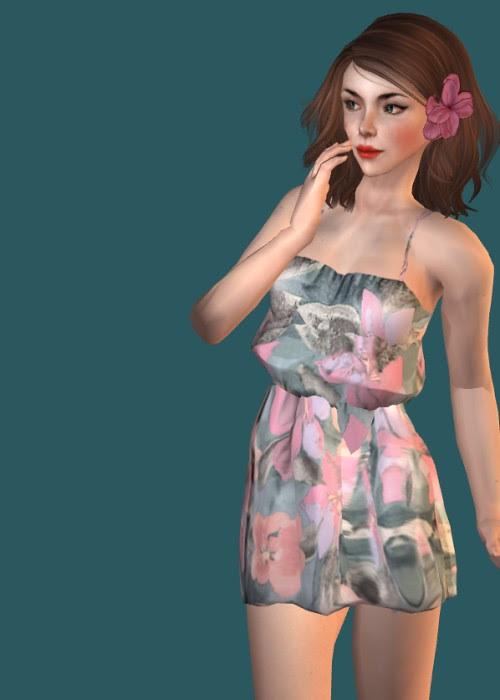 Subscribo Gift Dress