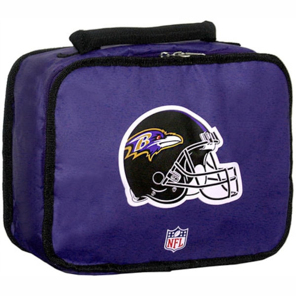 Baltimore Ravens Purple Insulated NFL Lunch Box  Fanatics.com