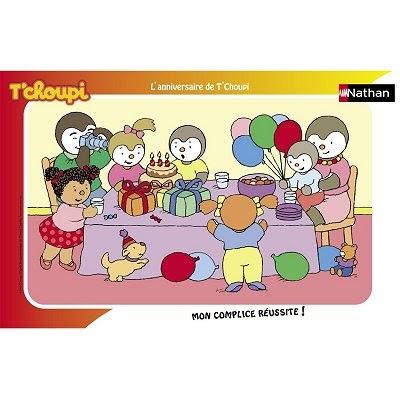 Carte Anniversaire Gratuite Tchoupi