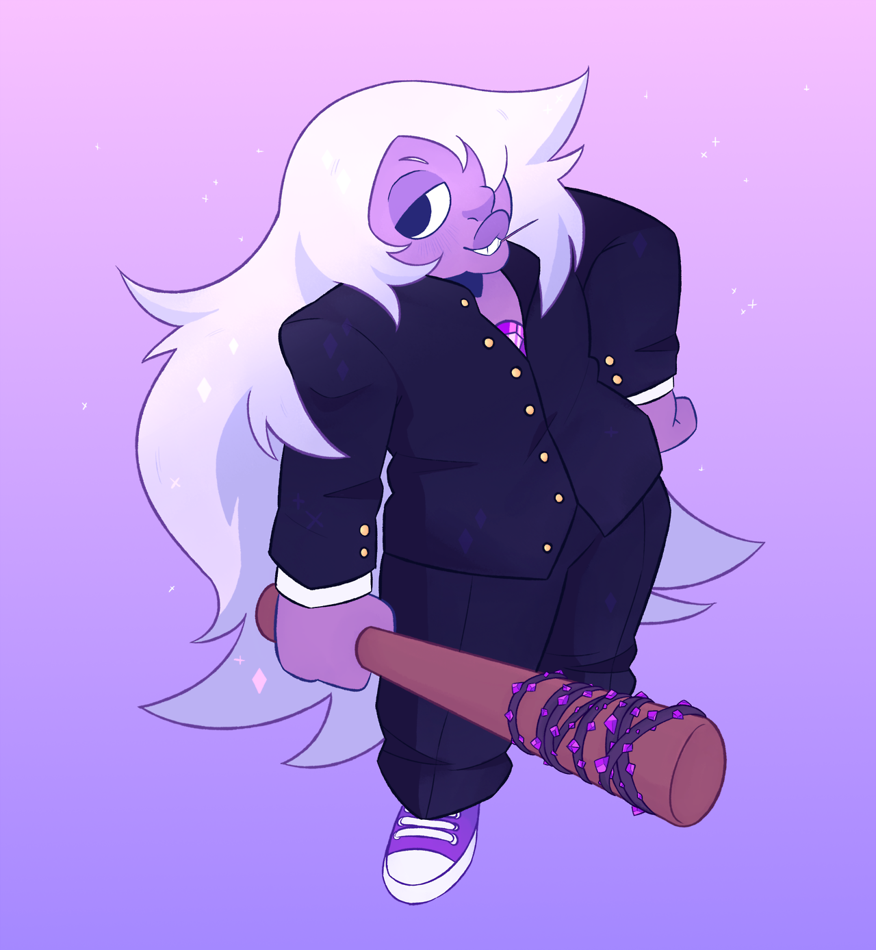 amethyst commission