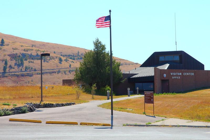 IMG_3780 Visitor Center, National Bison Range