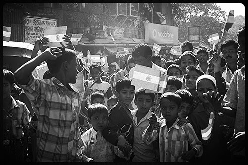 The 65th   Republic Day of Mother India by firoze shakir photographerno1