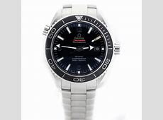 Omega Seamaster Planet Ocean Si14 Stainless Steel Watch Boca Raton