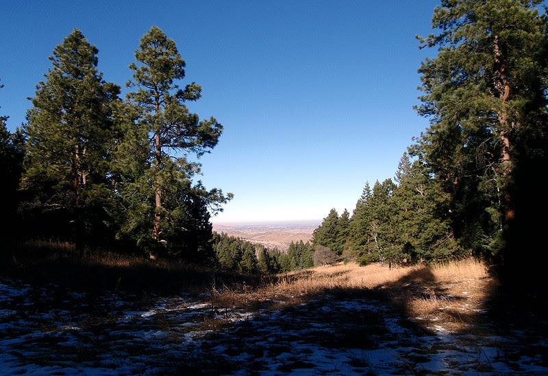 Deer Creek Canyon Mountain Park