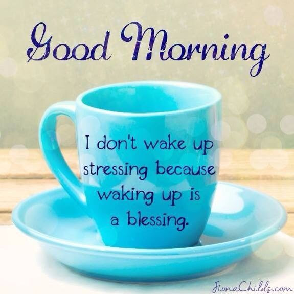 Waking Up Is A Blessing Pictures Photos And Images For Facebook