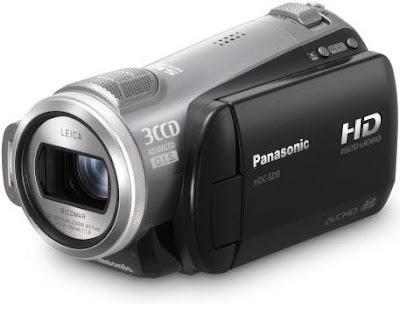 Panasonic HDC-SD9 camcorder - Review