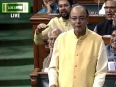 India Can Grow Faster If There Is Good Monsoon: Finance Minister Arun Jaitley