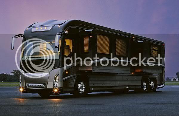 Bus Termewah di dunia...