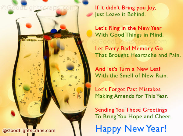 new year scraps, comments, cards, images for Orkut, Myspace, Facebook, friendster