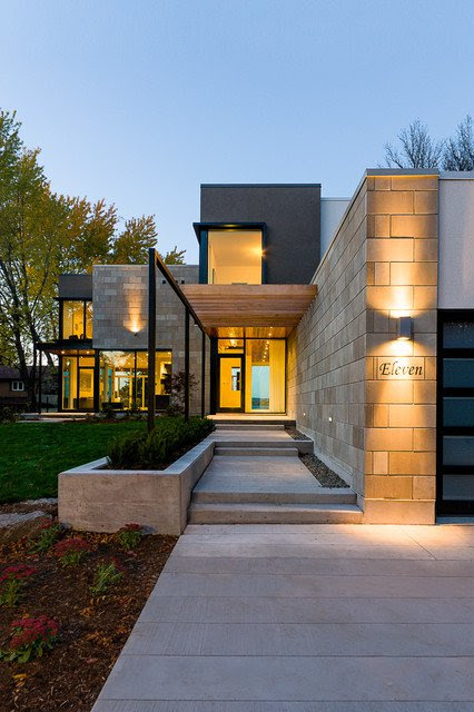 Unique 40 Contemporary Exterior Design That Look Exclusive