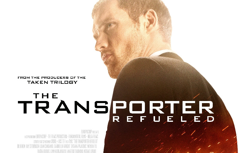 The Transporter Refueled Trailer Is Equally Slick And ...