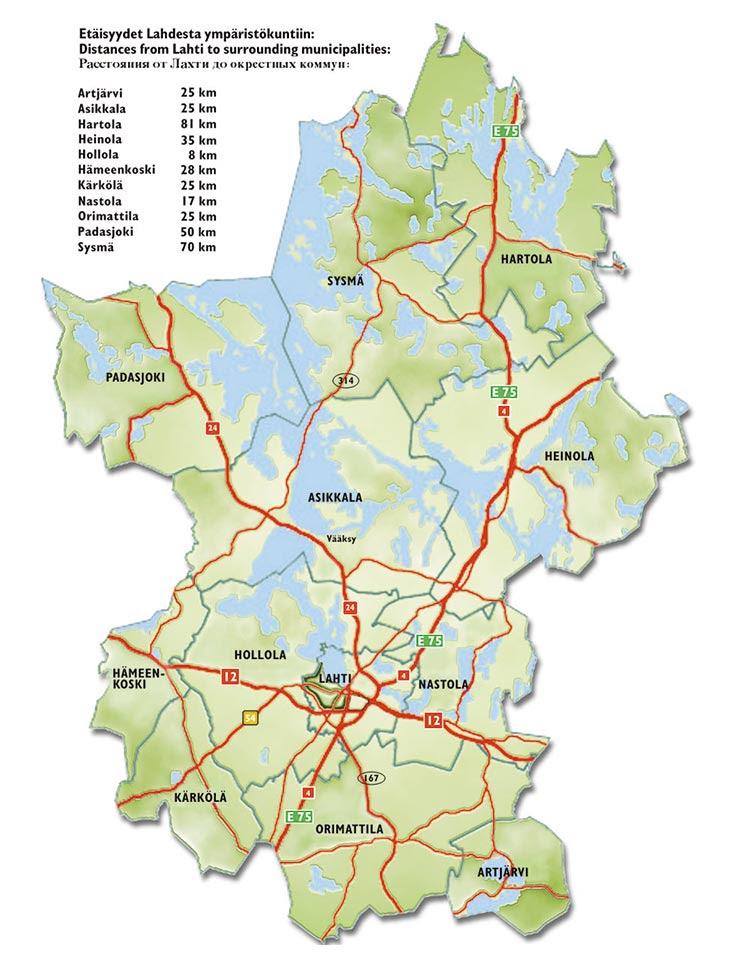 Lahti Kartat