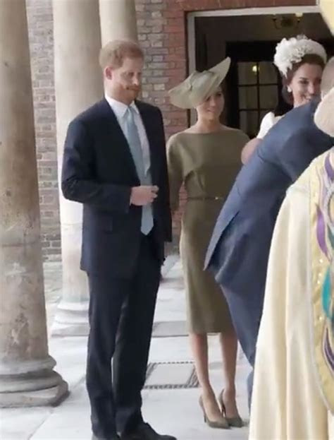 Meghan Markle: Prince Louis christening dress by this US
