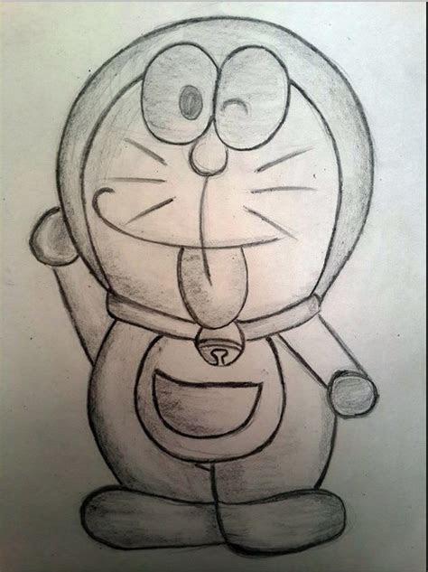 Gambar Doraemon Dari Pensil Semua Yang Kamu Mau