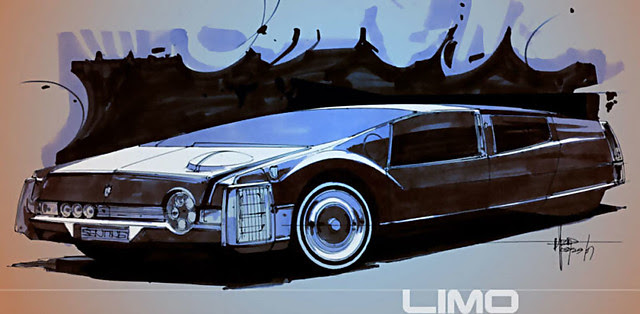 limo ... Syd Mead