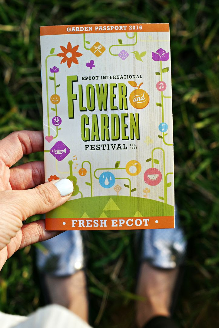Flower & Garden 2016 Passport