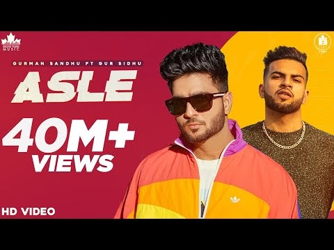 ASLE LYRICS GURMAN SANDHU