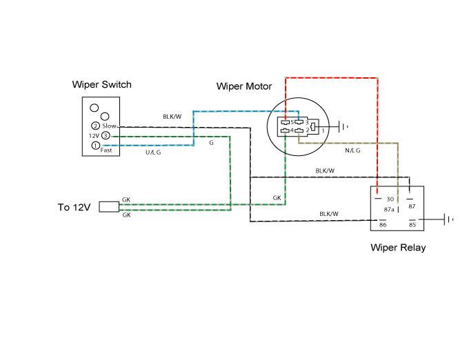 Diagram 2 Speed Wiper Motor Wiring Diagram Full Version Hd Quality Wiring Diagram Soho Yti Fr