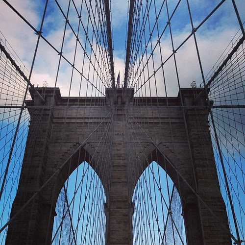 Brooklyn bridge. Day_011