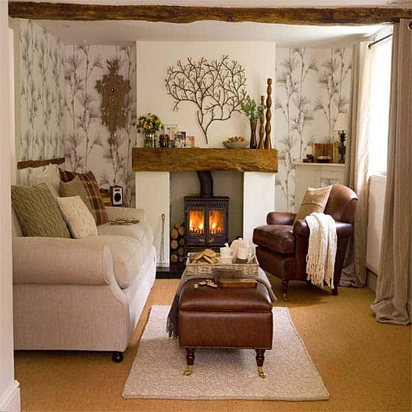 Small Living Room Design Ideas and Color Schemes | HGTV