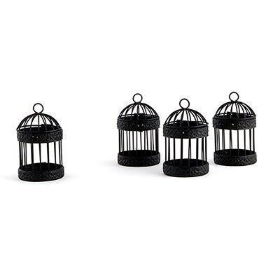 Black Birdcage Favor Containers   The Knot Shop