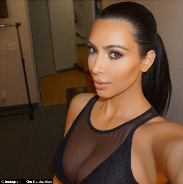 Inside Kim Kardashians makeup bag  Daily Mail Online