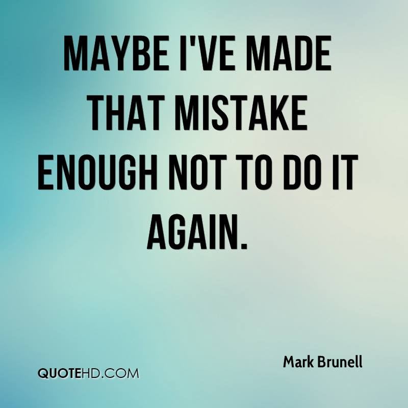 Mark Brunell Quotes Quotehd