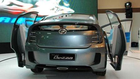 Perodua Bezza concept - a peek into the P2 future?
