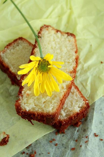 Lime Pound Cake