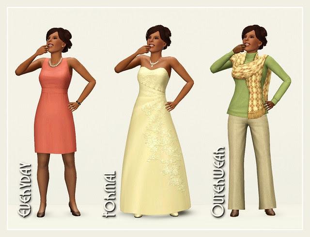 Audra Mason - Clothing