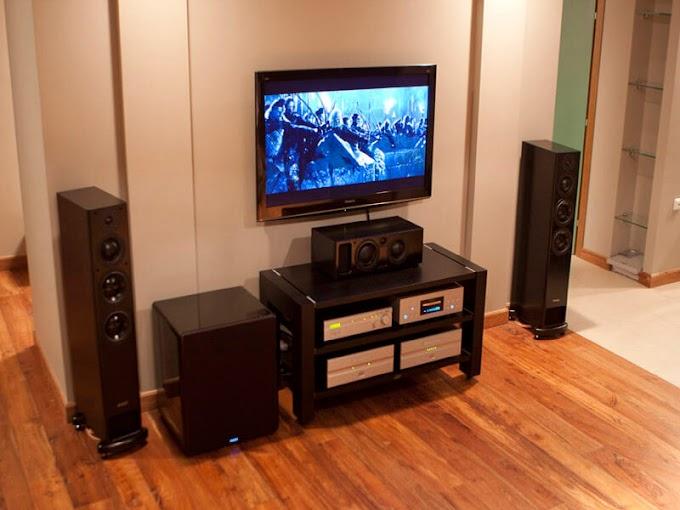 Как подключить домашний кинотеатр к телевизору чтобы был звук и видео