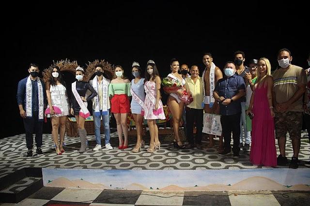 Com apoio da Prefeitura de Parnaíba, é realizado o Concurso Garoto & Garota Delta Férias