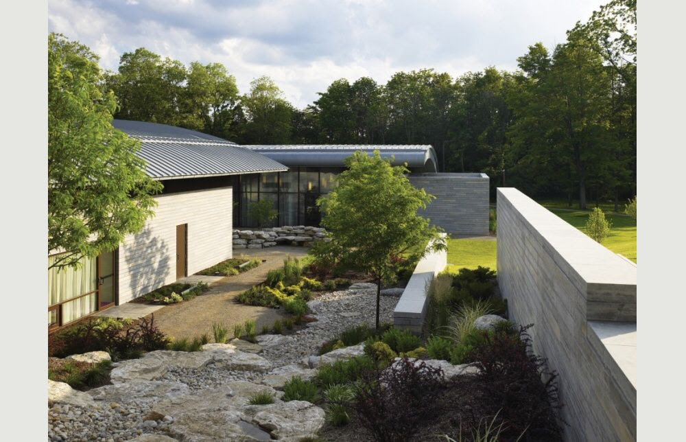 Ohio Aileron By Lee H Skolnick Lee H Skolnick Architecture