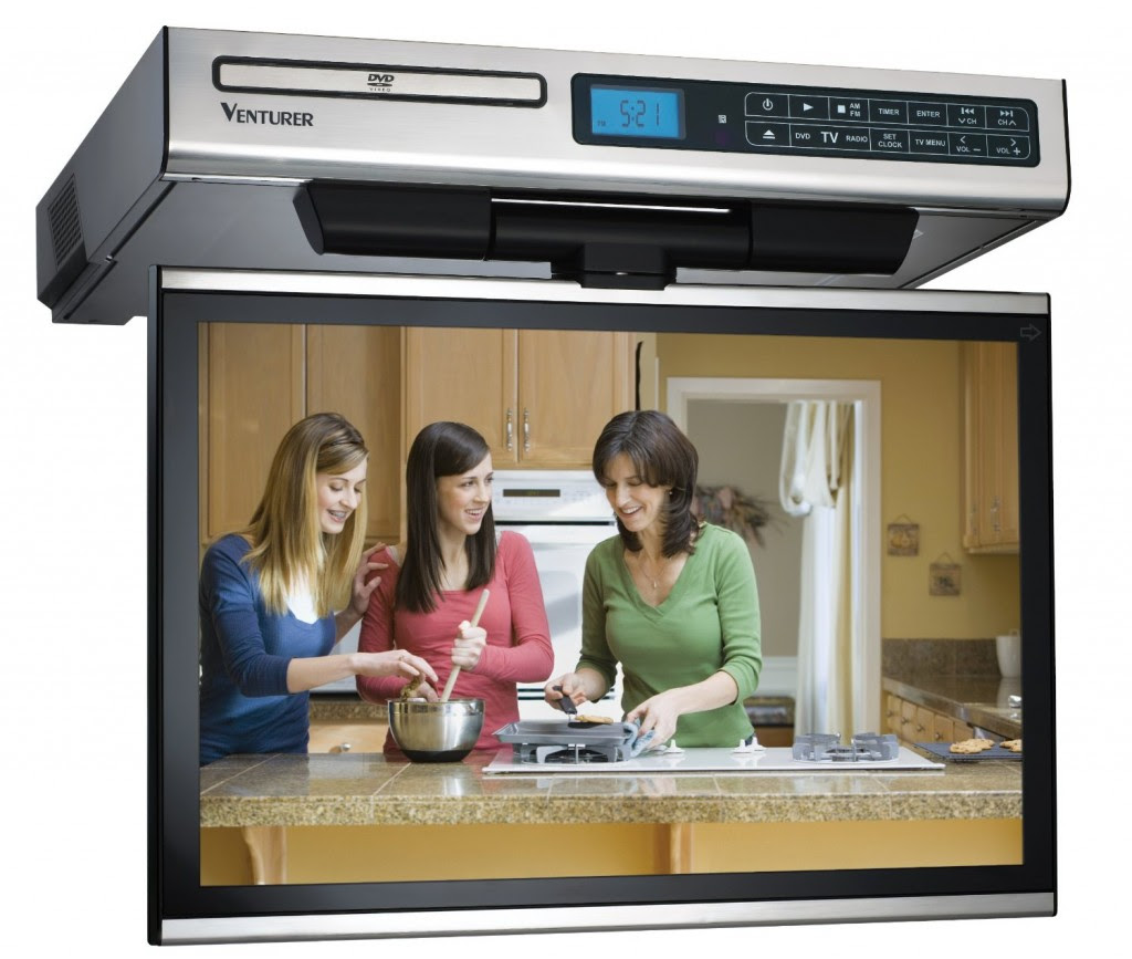 Looking For The Best Small TV For a Kitchen? The Venturer ...