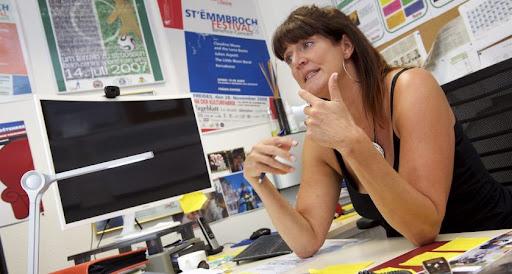 Alexandra Oxacelay de la Stëmm vun der Strooss : « La pauvreté augmente » - Le Quotidien.lu