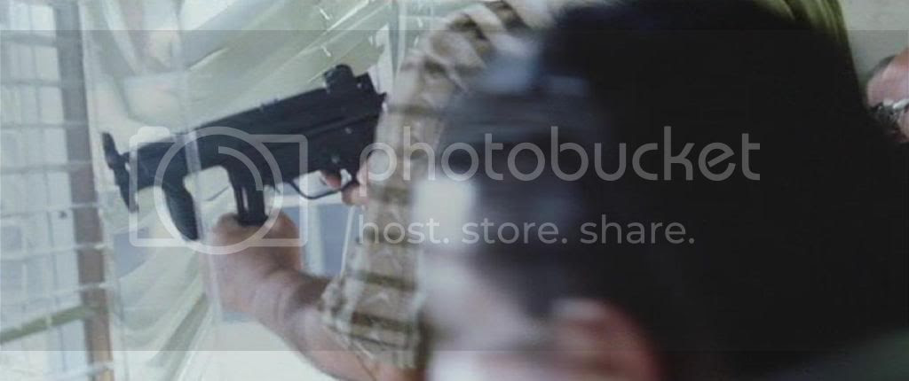 H&K MP5PDW