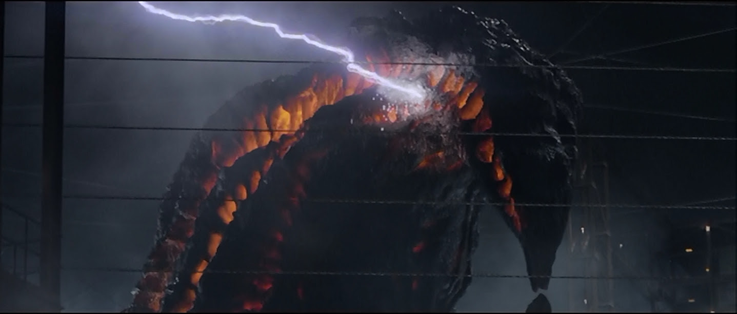 Electricy. Has it ever killed a kaiju?